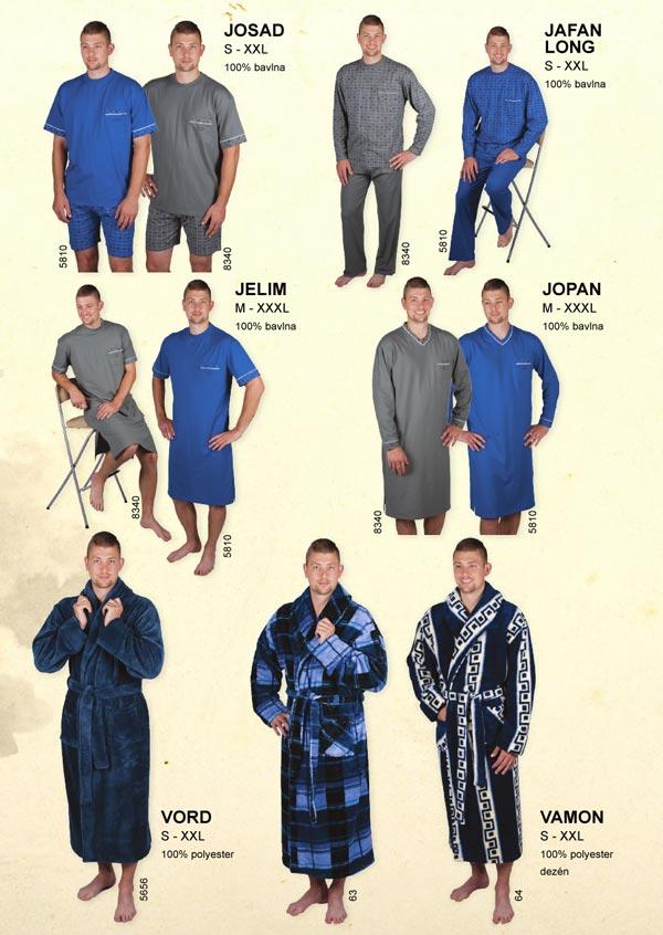 Pyžamo pánske