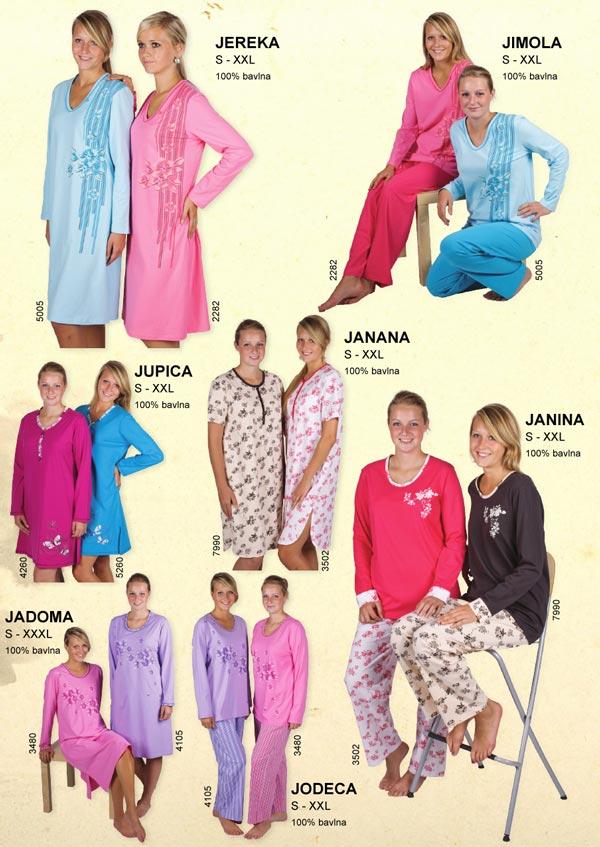 Pyžamo ženské